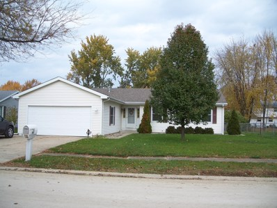 341 Kristina Drive, Bourbonnais, IL 60914 - MLS#: 10129797