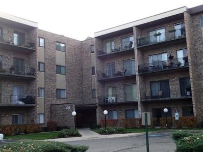 725 W Huntington Commons Road UNIT 206, Mount Prospect, IL 60056 - MLS#: 10129809