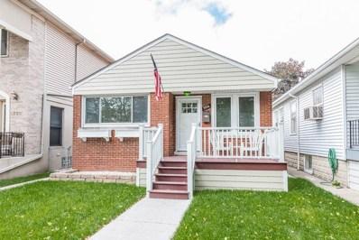 5334 N Moody Avenue, Chicago, IL 60630 - MLS#: 10129858