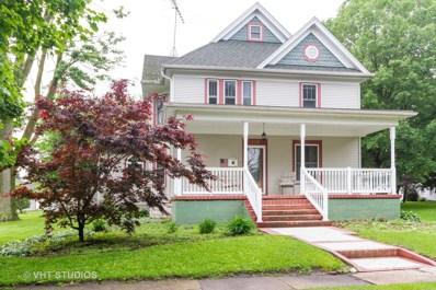 136 W 3rd Street, Manteno, IL 60950 - MLS#: 10130148