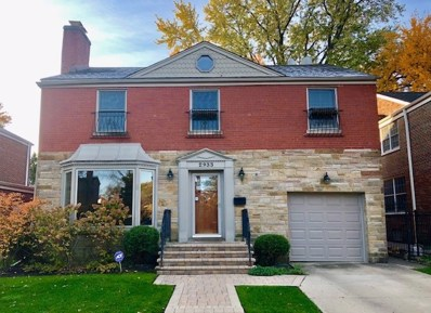 2933 W Gregory Street, Chicago, IL 60625 - MLS#: 10130179
