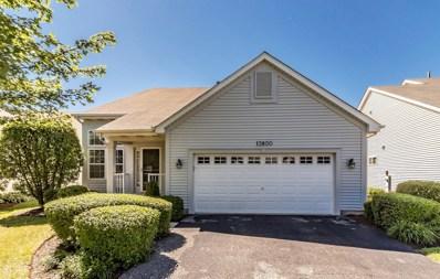 13800 S Ironwood Drive, Plainfield, IL 60544 - MLS#: 10130209