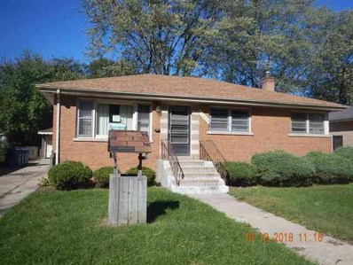 15654 Rose Drive, South Holland, IL 60473 - MLS#: 10130217