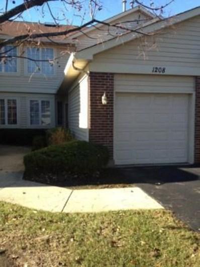 1208 S Parkside Drive, Palatine, IL 60067 - #: 10130401