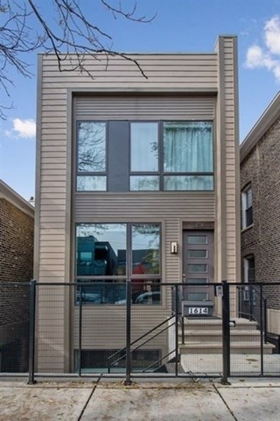 1614 N Honore Street, Chicago, IL 60622 - #: 10130686