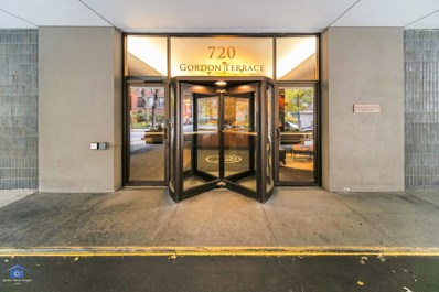 720 W Gordon Terrace UNIT 17G, Chicago, IL 60613 - MLS#: 10130733