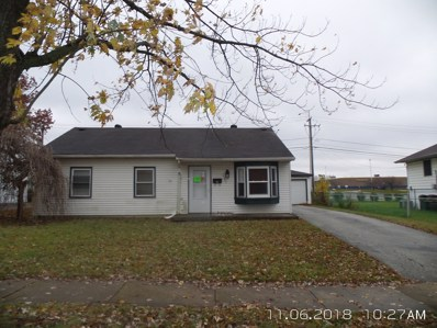 4627 Saratoga Road, Richton Park, IL 60471 - #: 10130783