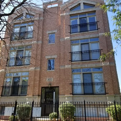 4532 S Indiana Avenue UNIT 3N, Chicago, IL 60653 - #: 10130828
