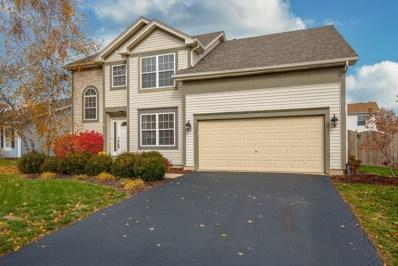 1842 Kendall Ridge Boulevard, Plainfield, IL 60586 - #: 10131084