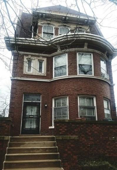 4505 S Greenwood Avenue, Chicago, IL 60649 - MLS#: 10131248