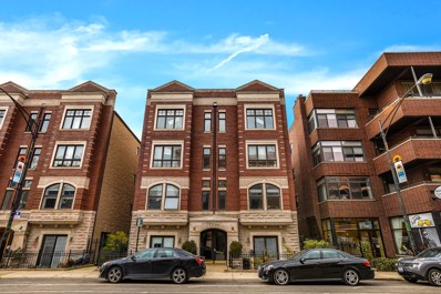 2846 N Halsted Street UNIT 2S, Chicago, IL 60657 - MLS#: 10131395