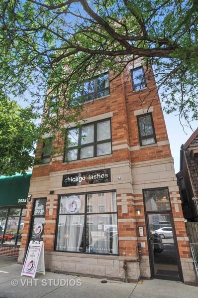 3530 N Ashland Avenue UNIT 3, Chicago, IL 60657 - MLS#: 10131522