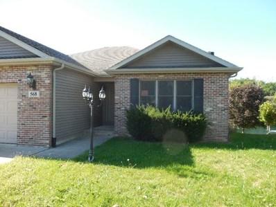 568 N Washington Street, Braidwood, IL 60408 - MLS#: 10131742