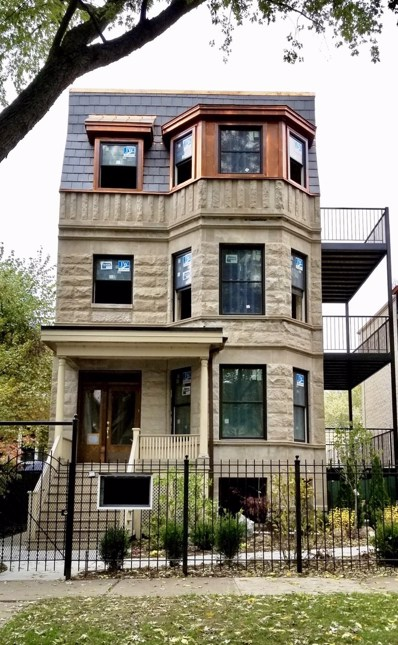 1254 W Winnemac Avenue UNIT 3S, Chicago, IL 60640 - #: 10131950