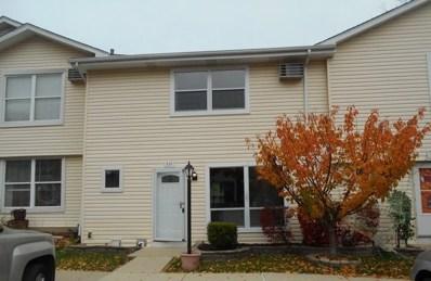 323 Driftwood Lane, Aurora, IL 60504 - #: 10131971