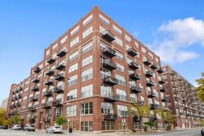 1500 W Monroe Street UNIT 507, Chicago, IL 60607 - MLS#: 10132050