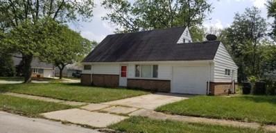 401 Winnemac Street, Park Forest, IL 60466 - #: 10132110