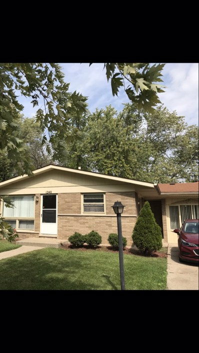 1240 E 156th Street, South Holland, IL 60473 - MLS#: 10132185