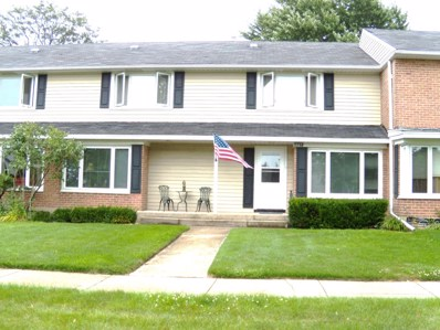 327 Fir Street UNIT 327, Park Forest, IL 60466 - MLS#: 10132197