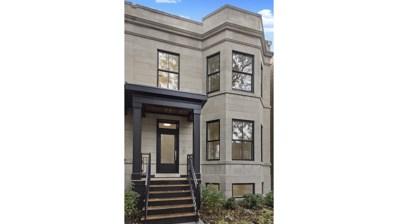 1647 W Byron Street, Chicago, IL 60613 - MLS#: 10132358