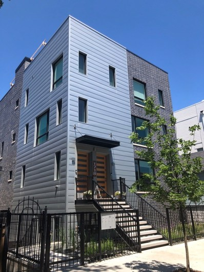 1718 W Julian Street UNIT 2N, Chicago, IL 60622 - MLS#: 10132402