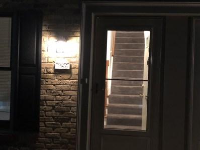 1756 Sussex  Walk UNIT 1756, Hoffman Estates, IL 60169 - #: 10132423