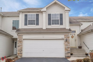 1602 S Fieldstone Drive UNIT 1602, Shorewood, IL 60404 - #: 10132648