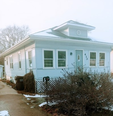 413 Davison Street, Joliet, IL 60433 - MLS#: 10132704