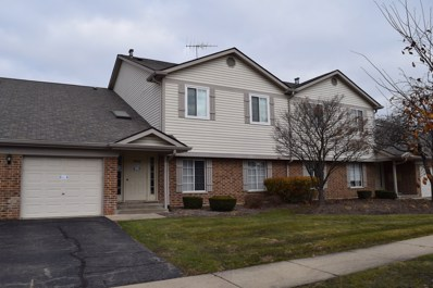 1662 Commodore Court UNIT 1, Schaumburg, IL 60193 - #: 10132711