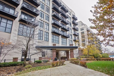 1525 S Sangamon Street UNIT 308-P, Chicago, IL 60608 - MLS#: 10132976