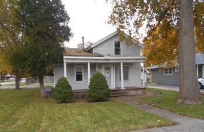422 N Monroe Street, Gardner, IL 60424 - MLS#: 10132990