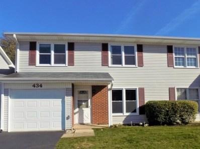 434 Degas Circle, Bolingbrook, IL 60440 - MLS#: 10133037