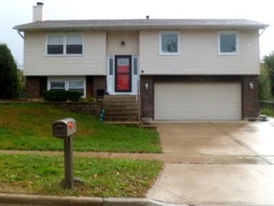93 E Stevenson Drive, Glendale Heights, IL 60139 - #: 10133202