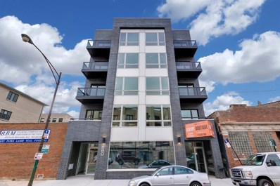 880 N Milwaukee Avenue UNIT 3-N, Chicago, IL 60642 - #: 10133322
