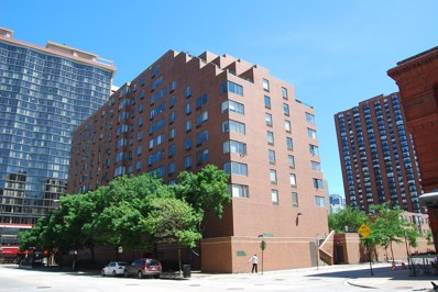 801 S Plymouth Court UNIT 344, Chicago, IL 60605 - MLS#: 10133348