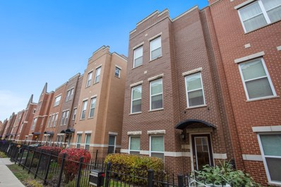955 W 37th Street UNIT 5, Chicago, IL 60609 - MLS#: 10133383