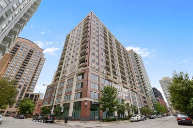451 W Huron Street UNIT 1601, Chicago, IL 60654 - #: 10133386