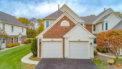 170 Inverness Court UNIT 1, Elk Grove Village, IL 60007 - MLS#: 10133387