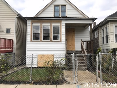 6634 S Oakley Avenue, Chicago, IL 60636 - MLS#: 10133417