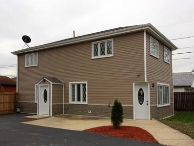 390 Pine Avenue, Wood Dale, IL 60191 - MLS#: 10133474