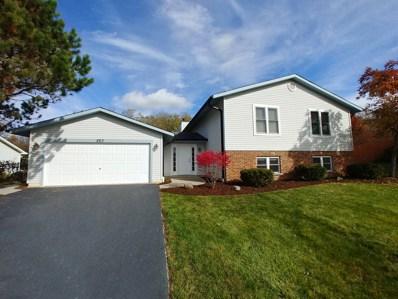 863 Shorewood Drive, Bartlett, IL 60103 - #: 10133517