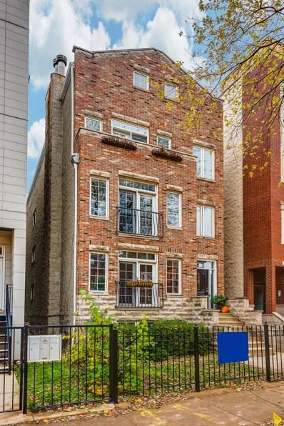 857 N Wood Street UNIT 2, Chicago, IL 60622 - MLS#: 10133539