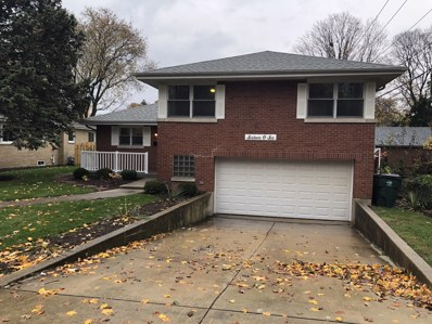 1606 Hoffman Avenue, Park Ridge, IL 60068 - #: 10133561