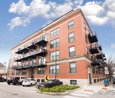 3500 S Sangamon Street UNIT 306, Chicago, IL 60609 - MLS#: 10133592