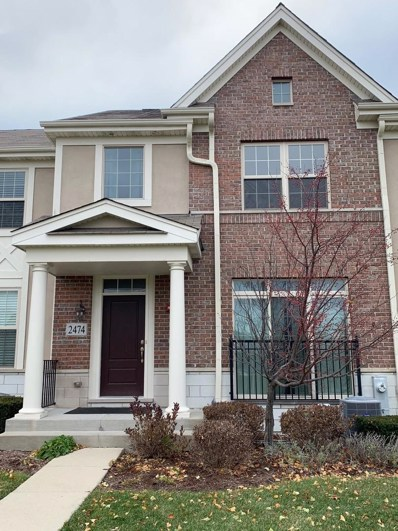 2474 Waterbury Lane, Buffalo Grove, IL 60089 - #: 10133785