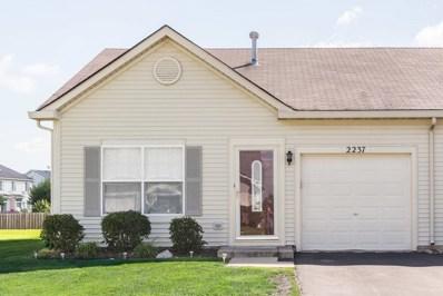 2237 Rebecca Circle UNIT 2237, Montgomery, IL 60538 - #: 10133808