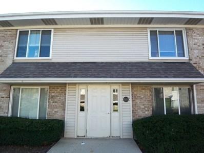 1460 Vista Walk UNIT A, Hoffman Estates, IL 60169 - #: 10133848