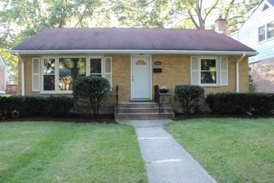 1616 Fowler Avenue, Evanston, IL 60201 - #: 10133921