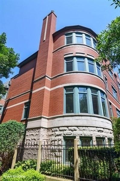 1436 S Prairie Avenue UNIT A, Chicago, IL 60605 - #: 10134146