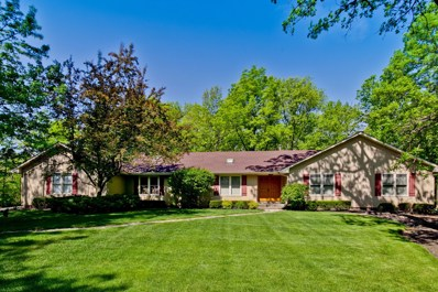 1823 Saddle Hill Road, Libertyville, IL 60048 - #: 10134267